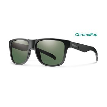 Smith Lowdown Xl Matte Black Sunglasses