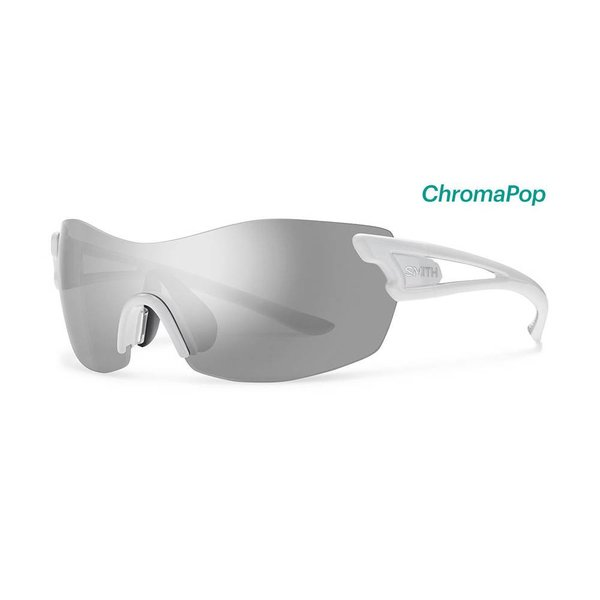 Smith Asana Pivlock White Sunglasses