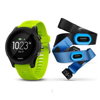 Garmin Forerunner 935 GPS Running/Triathlon Watch Bundle