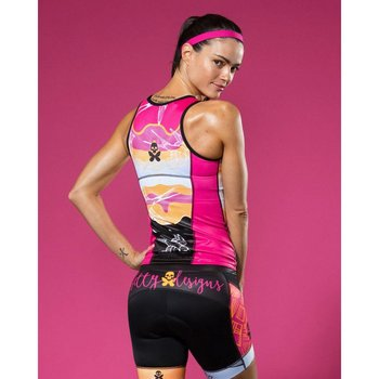 Betty Designs Womens Sedona Tri Shorts