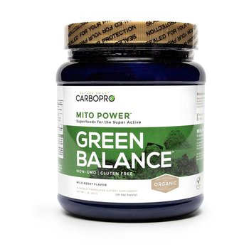CarboPro Green Balance Mito Power Superfood - 1 Lbs