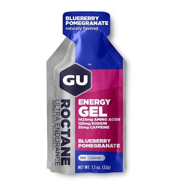 GU Blueberry Pomegranate Roctane Box 24Ct