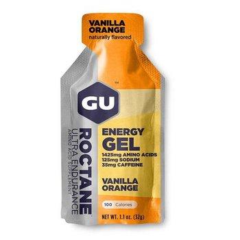 Gu Vanilla Orange Roctane Gel Box 24Ct