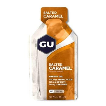 Gu Salted Caramel Gel Box 24Ct
