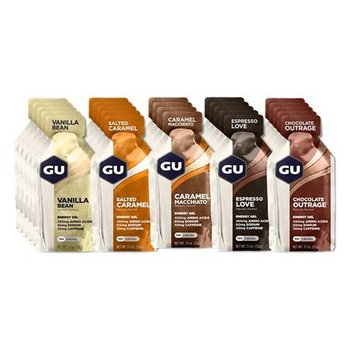 GU Indulgent Mixed Gels Box Only - 24Ct