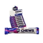 GU Chews Blueberry Pomegranate  Box - 18Ct