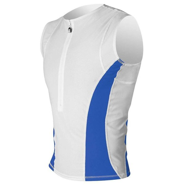 Desoto Mens Shield Delsol Skin Cooler Tri Tank