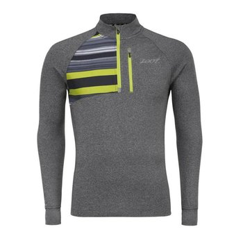 Zoot Sports Mens Dawn Patrol 1/2 Zip Long Sleeve Top