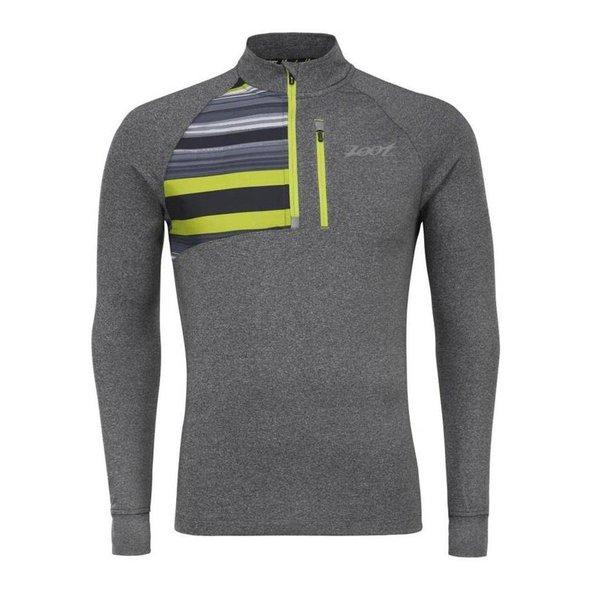 Zoot Sports Mens Dawn Patrol 1/2 Zip Long Sleeve Top