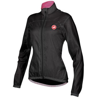 Castelli Womens Velo Windproof Cycling Jacket