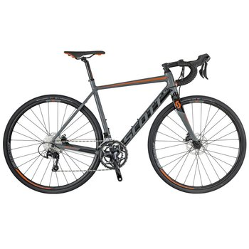 Scott Speedster 10 Disc Road Bike - 2018