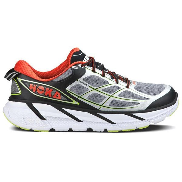 HOKA ONE ONE Mens Clifton 2 Running Shoes