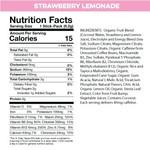 Hyburst Zesty Strawberry Lemonade Box - 30Ct