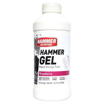 Hammer Nutrition Hammer Raspberry Gel - 26 Servings