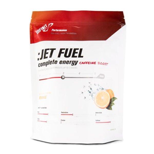 Infinit Nutrition Jet Fuel Explosive Energy - 22 Servings