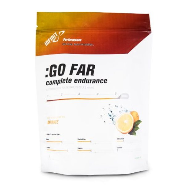 Infinit GO FAR Endurance Fuel -18 Servings