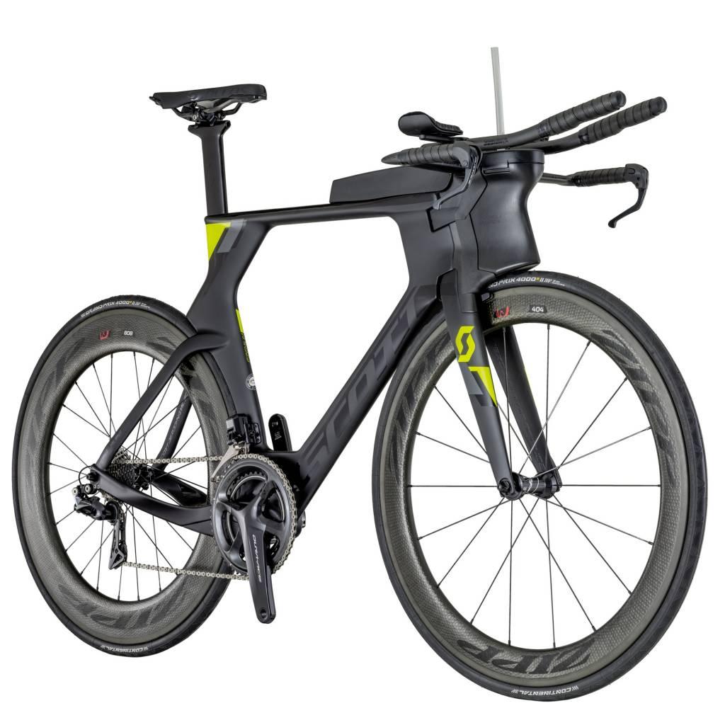 2018 Scott Plasma Premium Triathlon Bike Nytro Multisport
