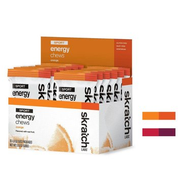 Skratch Sport Energy Chews Box - 10CT