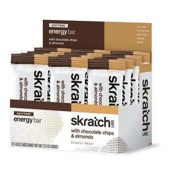 Skratch Energy Bars  - Box 12CT