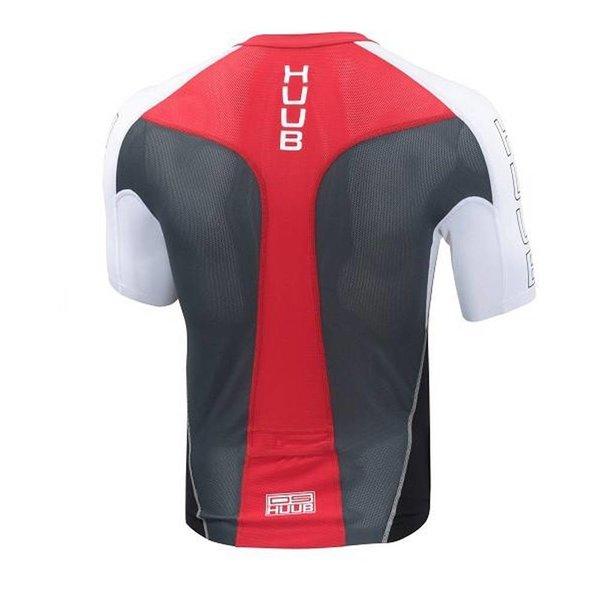 Huub Dave Scott Long Course Triathlon Top Short Sleeve - Mens