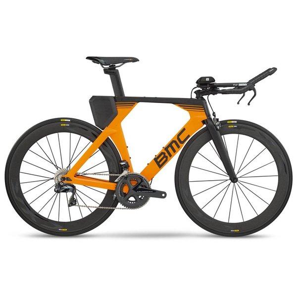 BMC Timemachine 02 ONE Ultegra Di2 Triathlon Bike