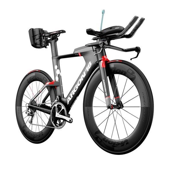 Argon 18 E-119 TRI+ Dura-Ace Di2 Triathlon Bike