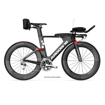 Argon 18 E-119 Tri+ Etap Triathlon Bike