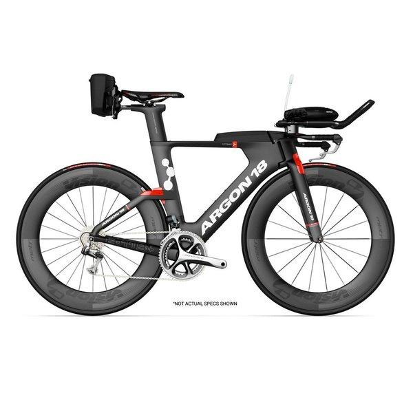 Argon 18 E-119 Tri+ Etap Triathlon Bike
