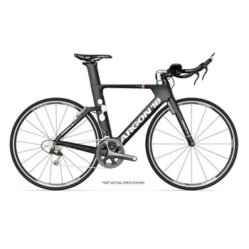 Argon 18 E-117 Tri 105 Mix Triathlon Bike