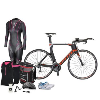 Nytro Triathlon Package Premium - Women's