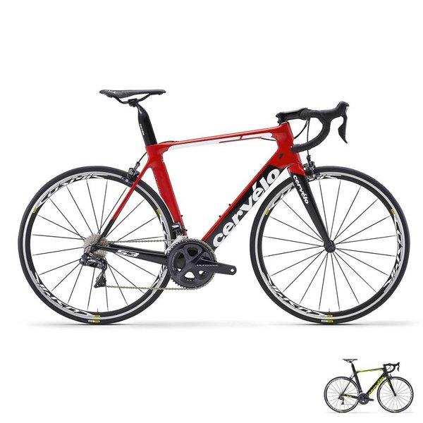 Cervelo S3 RIM Ultegra Di2 Road Bike