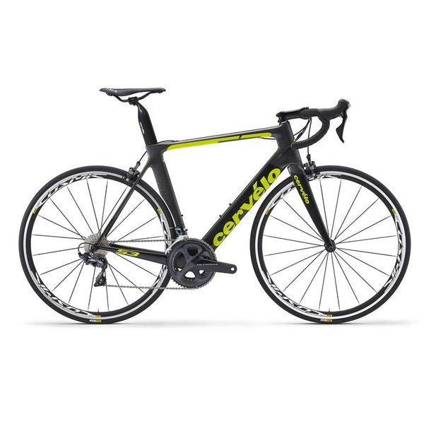 Cervelo S3 RIM Ultegra Road Bike