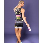 Betty Designs World Champion Fluoro Tri Top - Womens