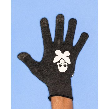 Betty Designs Signature Wool Gloves - Womens