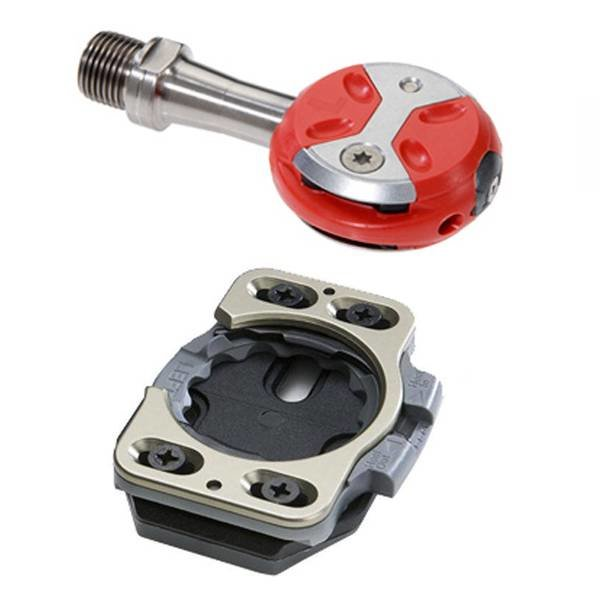 Speedplay Light Action Stainless Steel Pedals