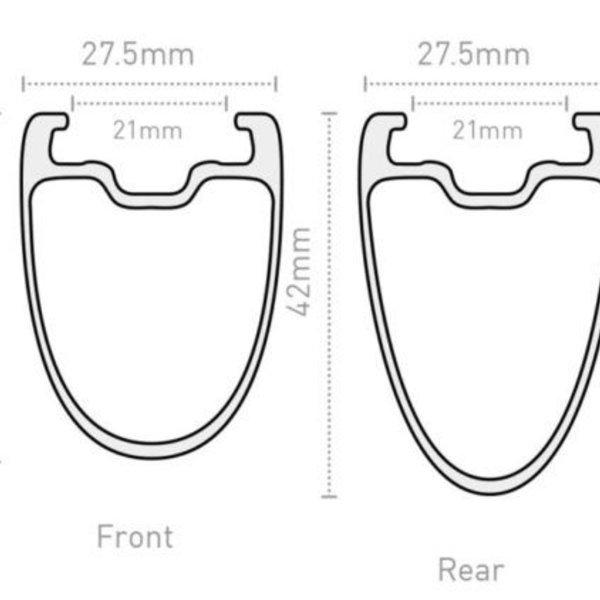 Enve 3.4 Clincher Wheelset