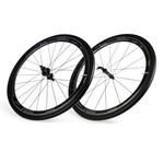 HED Jet 4/6 Black Clincher Wheelset
