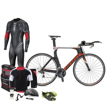 Triathlon Package Premium - Men's