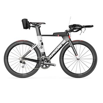 Argon 18 E-117 Tri + Ultegra Di2 Triathlon Bike