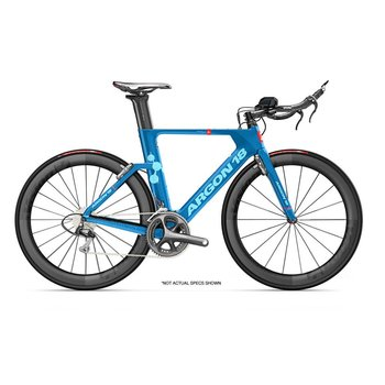 Argon 18 E-117 Tri 105 Triathlon Bike