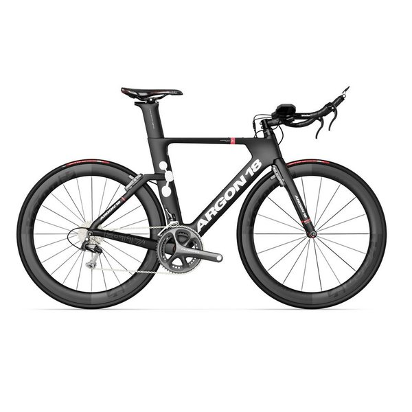 Argon 18 E-117-Tri Ultegra Triathlon Bike