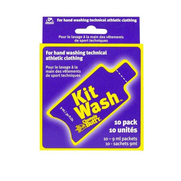 Chamois Butt'r Kit Wash (10-Pack), 9ml