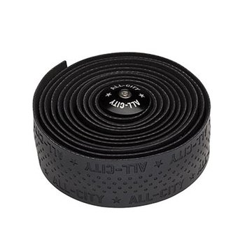 All-City Super Cush Bar Tape, Black