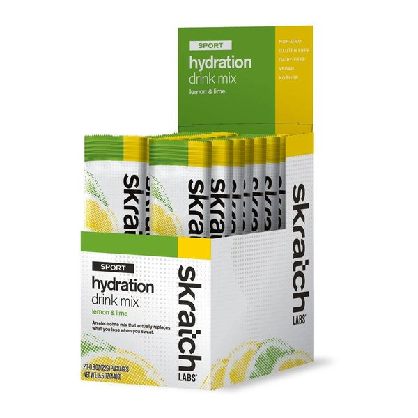 Skratch Sport Hydration - Box 20CT
