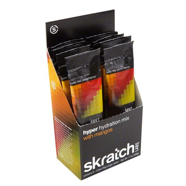 Skratch Hyper Hydration Box - 8CT
