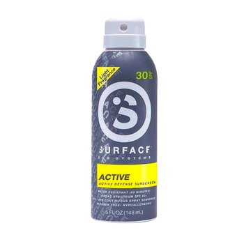 Surface Active Sunscreen Spray - SPF30 - 5oz