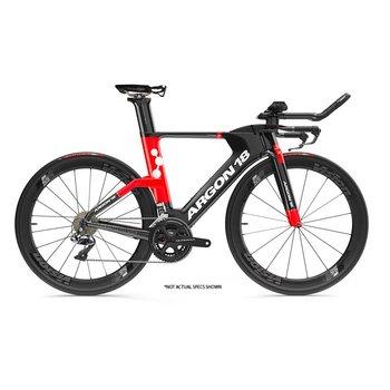 Argon 18 E-119 Tri Ultegra Triathlon Bike