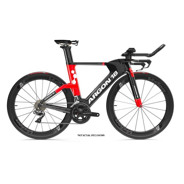 Argon 18 E-119 Tri Ultegra Triathlon Bike