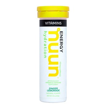 Nuun Hydration Vitamins Supplement with Caffeine Tube - Each