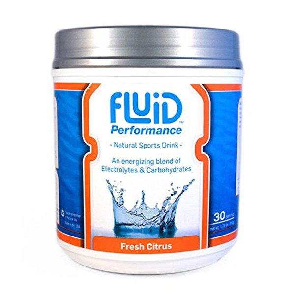 Fluid Performance Fresh Citrus Canister (30) Servings